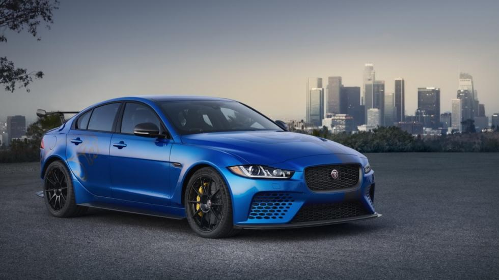 Jaguar XE SV Project 8 USA