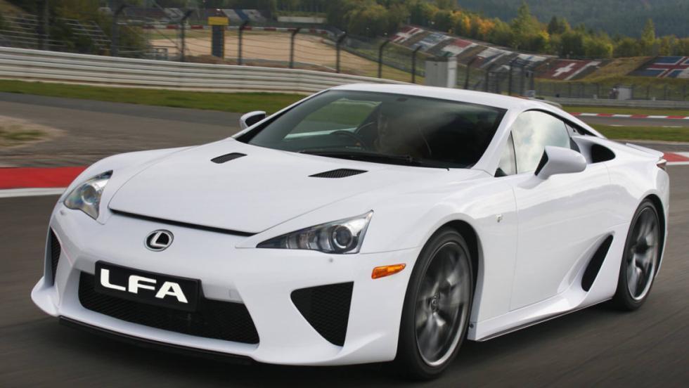 Lexus LFA (I)