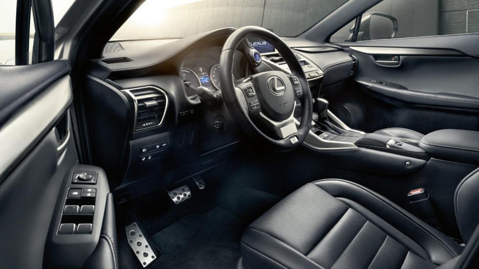 Lexus NX 300h 2017