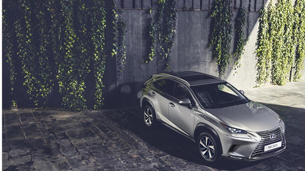 Lexus en el Salón del Automóvil de Frankfurt (I)