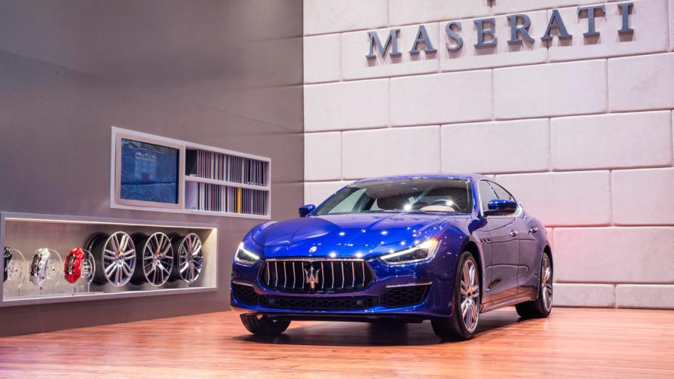 Maserati Ghibli GranLusso (I)