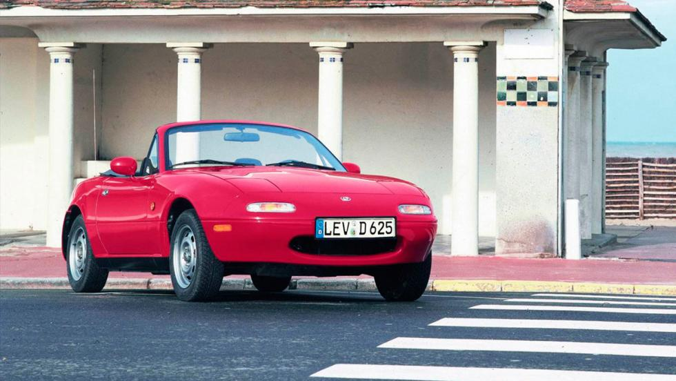 Mazda MX-5 1989 (II)