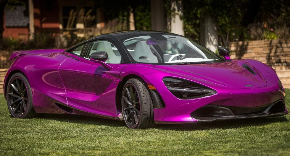 McLaren 720S Michael Fux