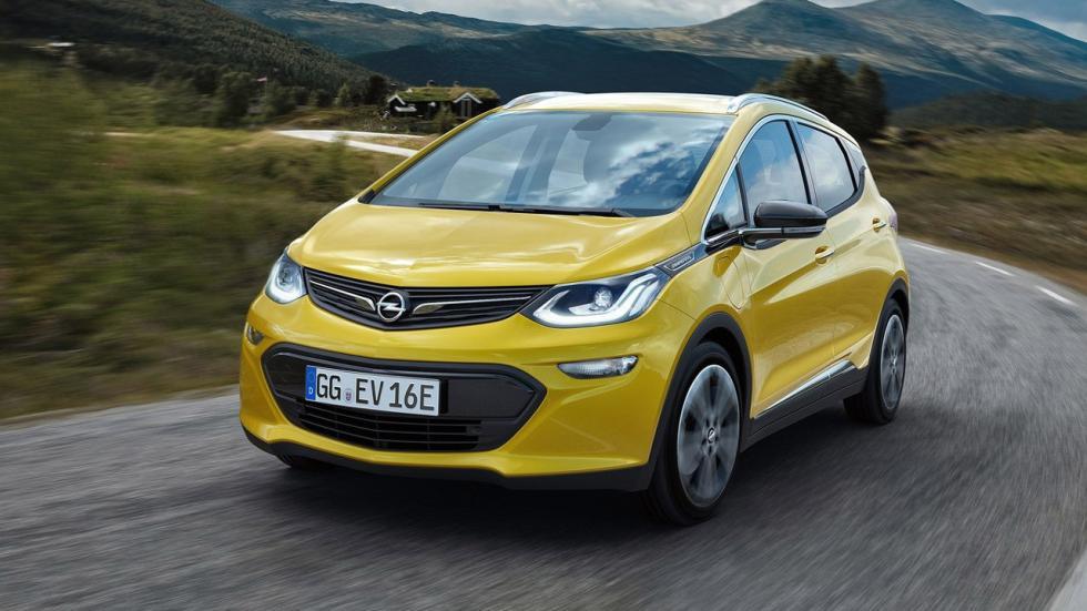 Opel Amera-e