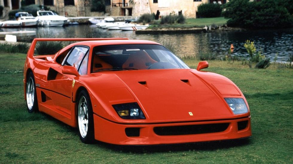 Mejores diseños Pininfarina Historia