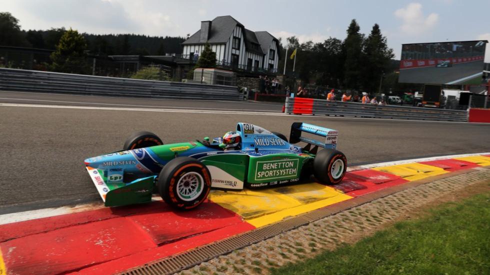 Mick Schumacher en Spa
