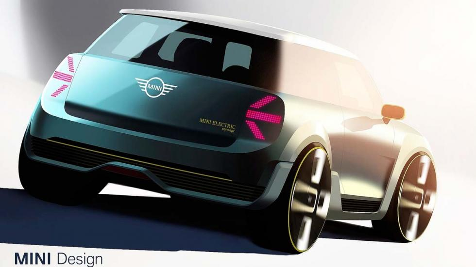 Mini Electric Concept prototipo eléctrico