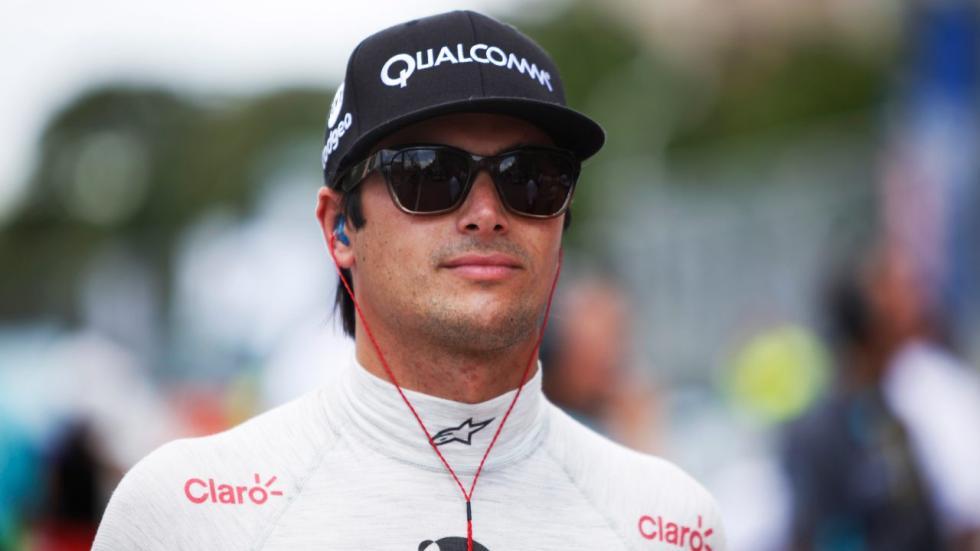 Nelson Piquet Jr., piloto de Fórmula E