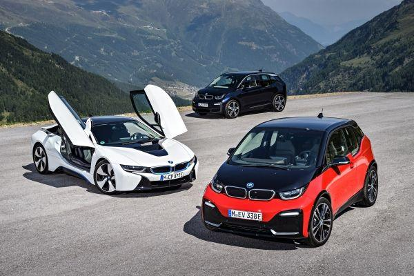 Nuevo BMW i3 2017, BMW i3s, BMW i8