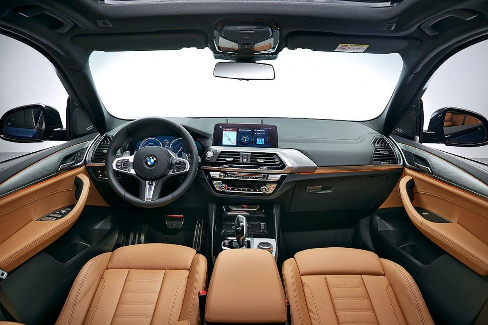Interior nuevo X3