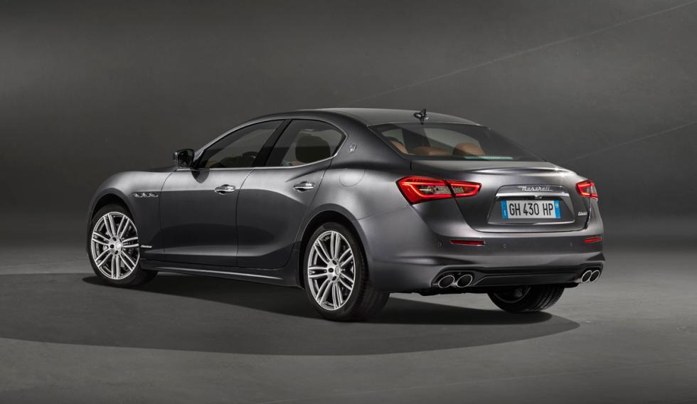 Nuevo Maserati Ghibli GranLusso