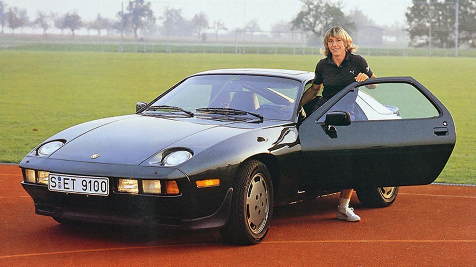 40 años del Porsche 928