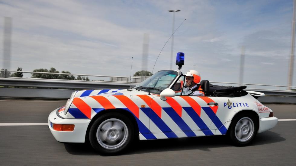 Porsche Policía