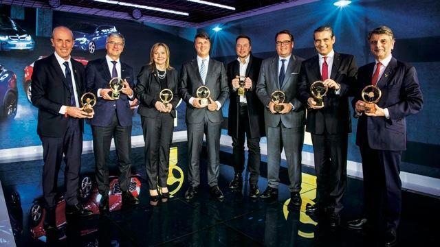 Premios Volante de Oro 2017