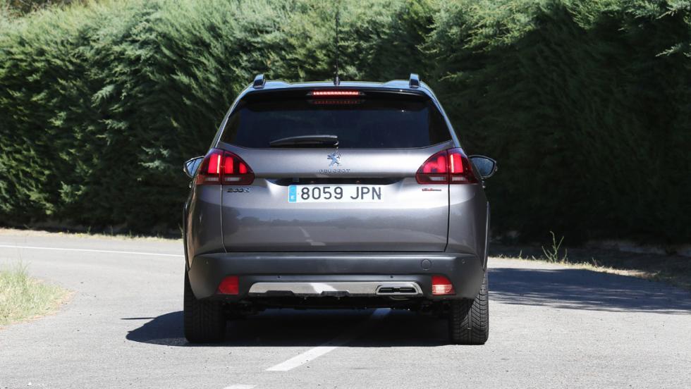 Prueba Peugeot 2008 GT Line 1.6 BlueHDi 120 CV (V)
