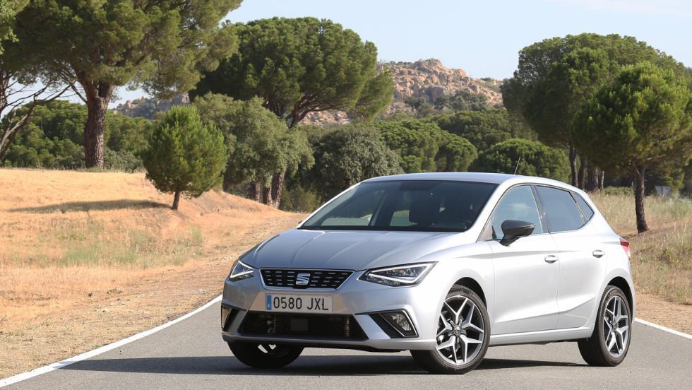 Prueba Seat Ibiza 2017 1.0 TSI 115 CV (II)