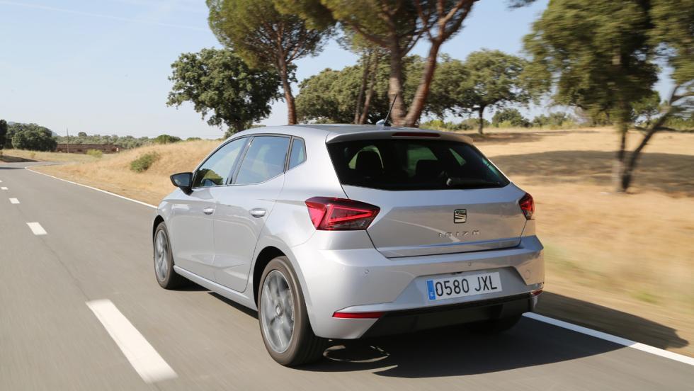 Prueba Seat Ibiza 2017 1.0 TSI 115 CV (IX)