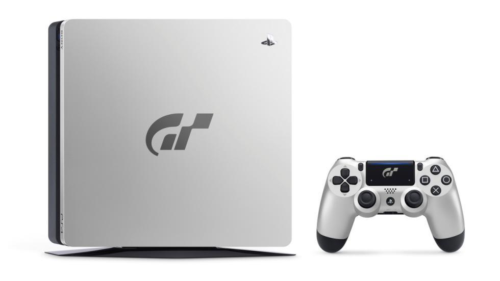 PS4 Gran Turismo Sport Edition
