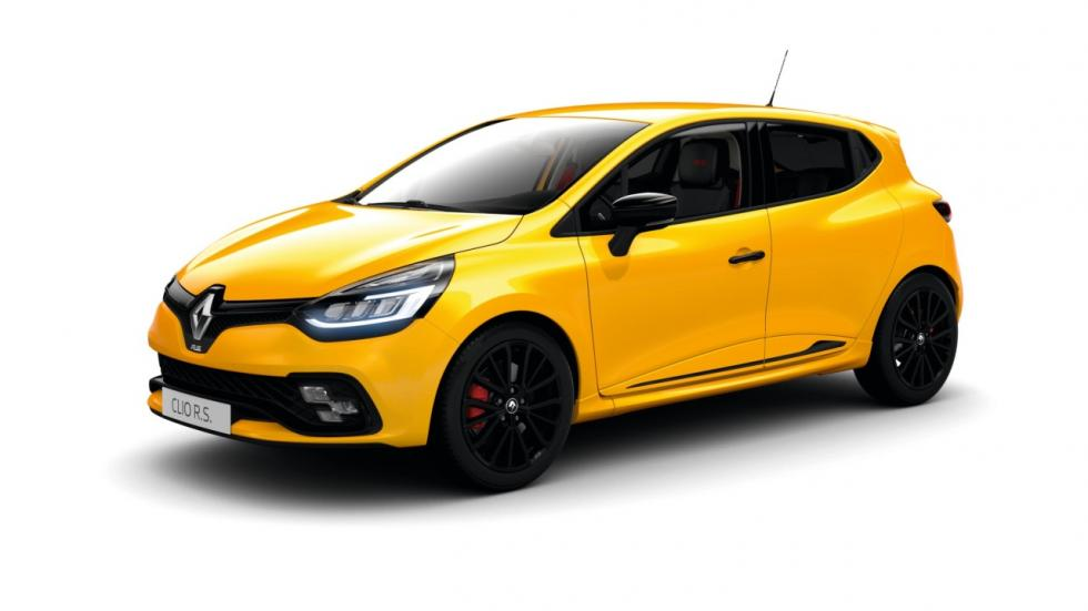 Renault Clio RS Black Edition