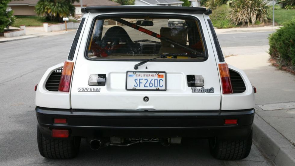 Renault R5 Turbo Estados Unidos