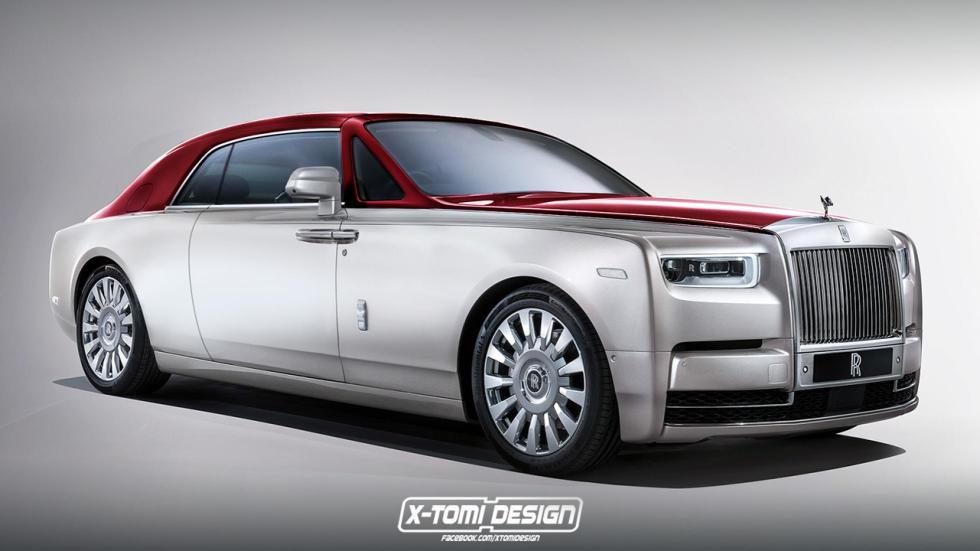 Render Rolls-Royce (II)