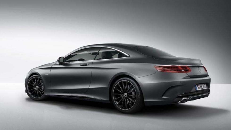 Salón de Frankfurt 2017: Mercedes Clase S Coupé