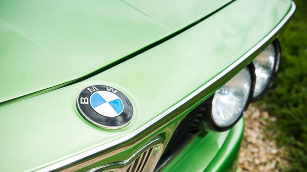 Subastado BMW 3.0 CSL 1972