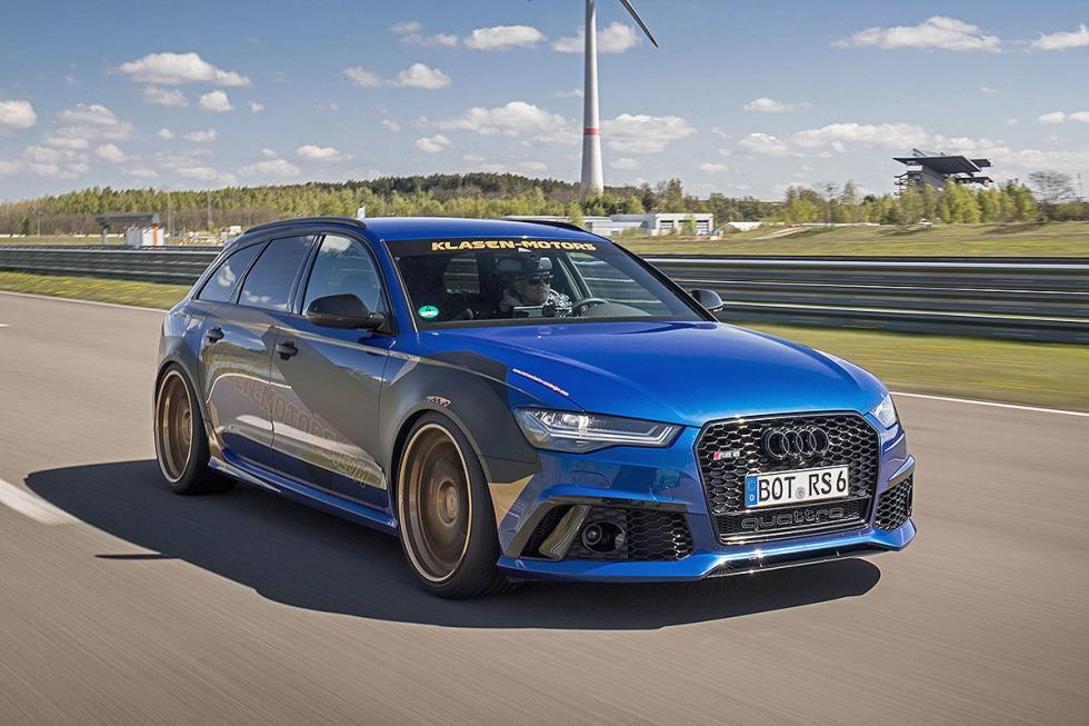 Audi RS 6 de Klasen Motors