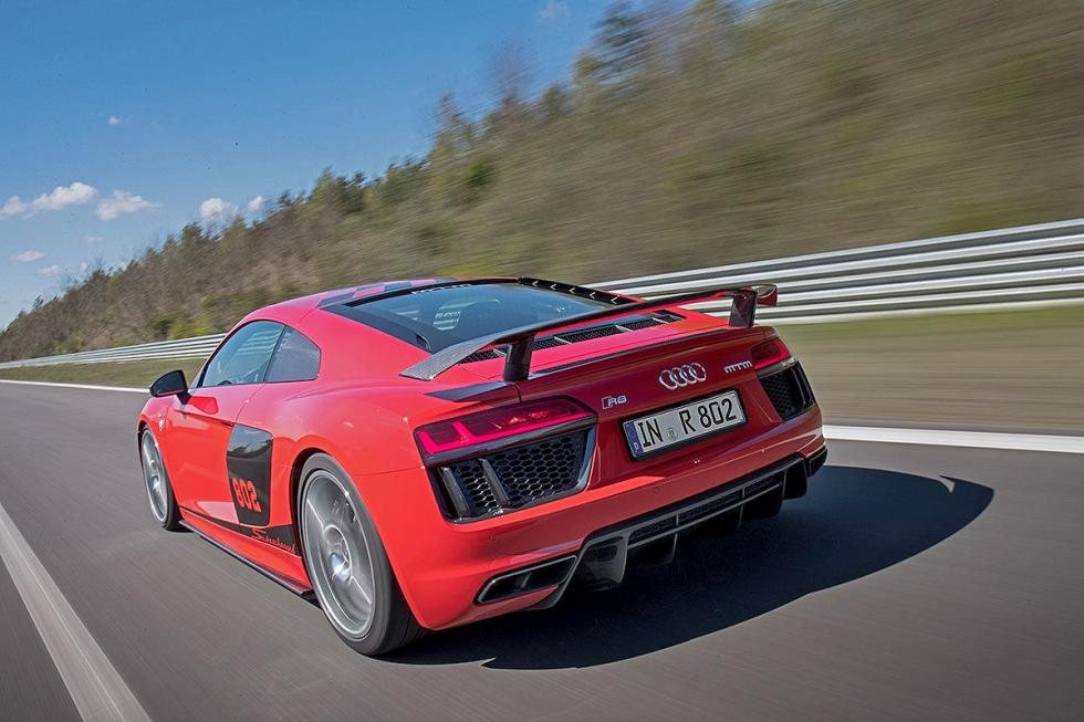Audi R8 V10 plus de MTM