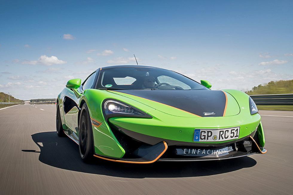 McLaren 720S de Racechip