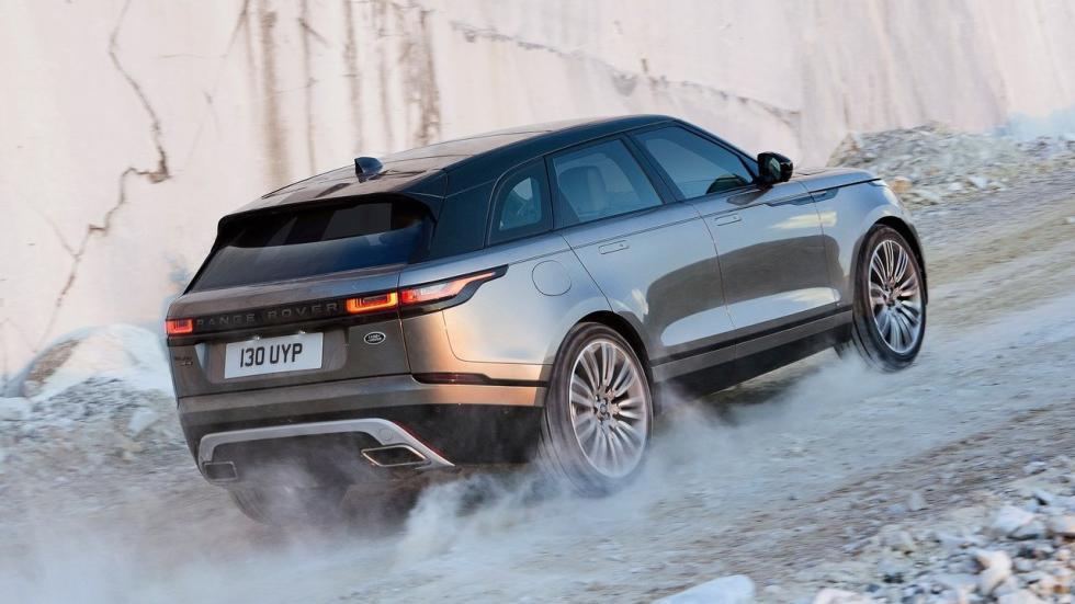 Virtudes y defecto Range Rover Velar