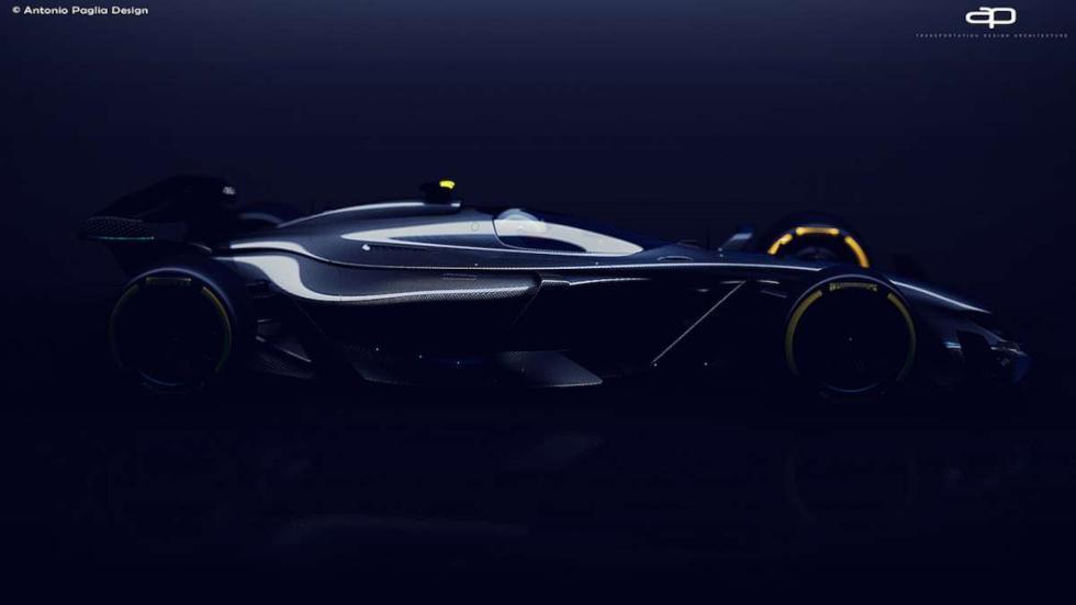 Vistas de los posibles F1 2025