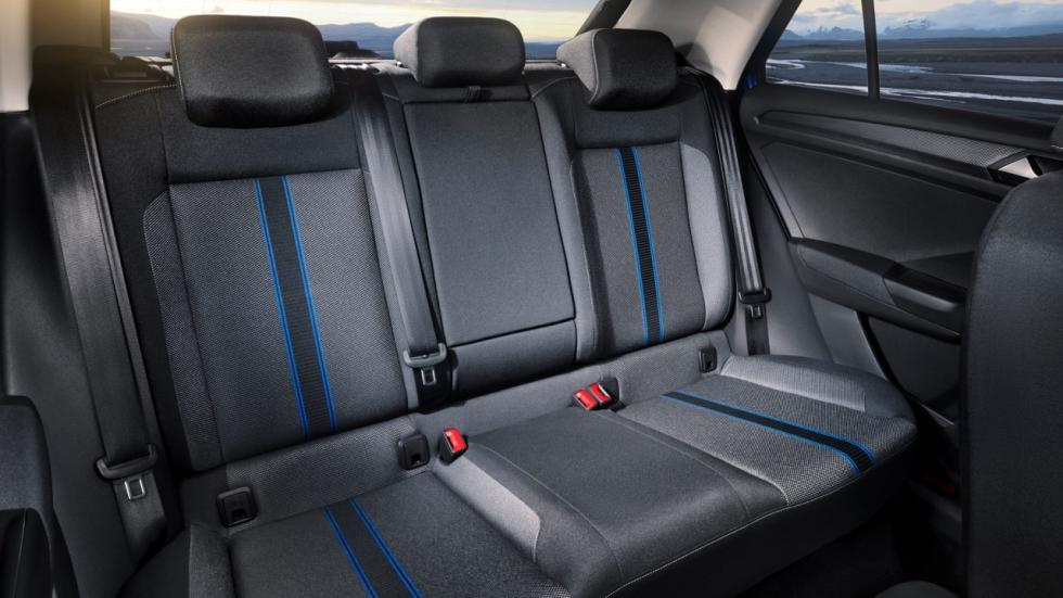 Volkswagen T-Roc asientos