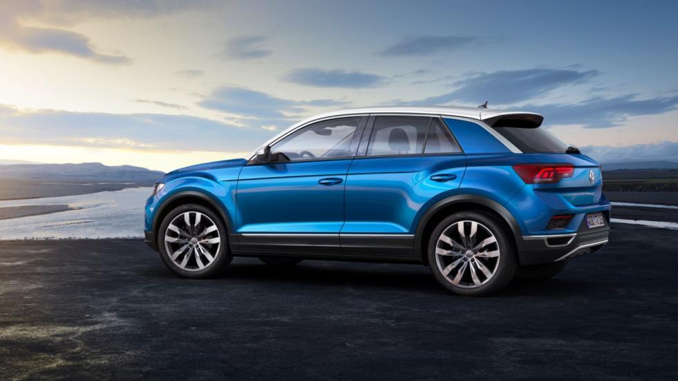 Volkswagen T-Roc estática