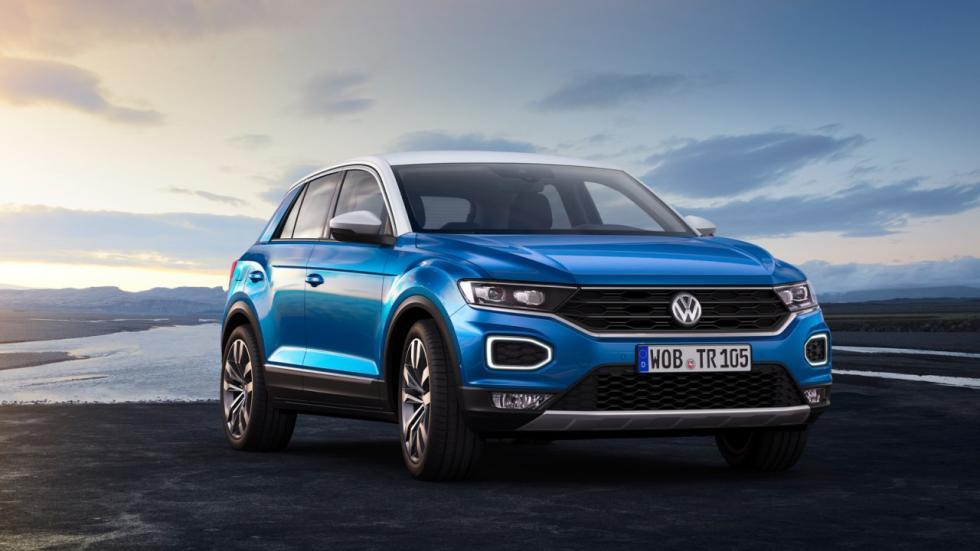 Volkswagen T-Roc delante