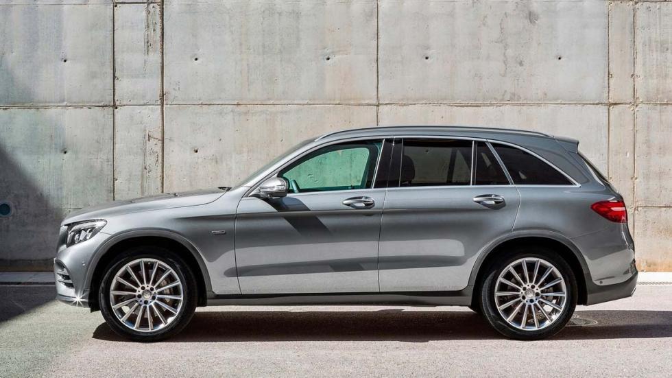 ¿Volvo XC60 o Mercedes GLC? opinion interior lujo suv