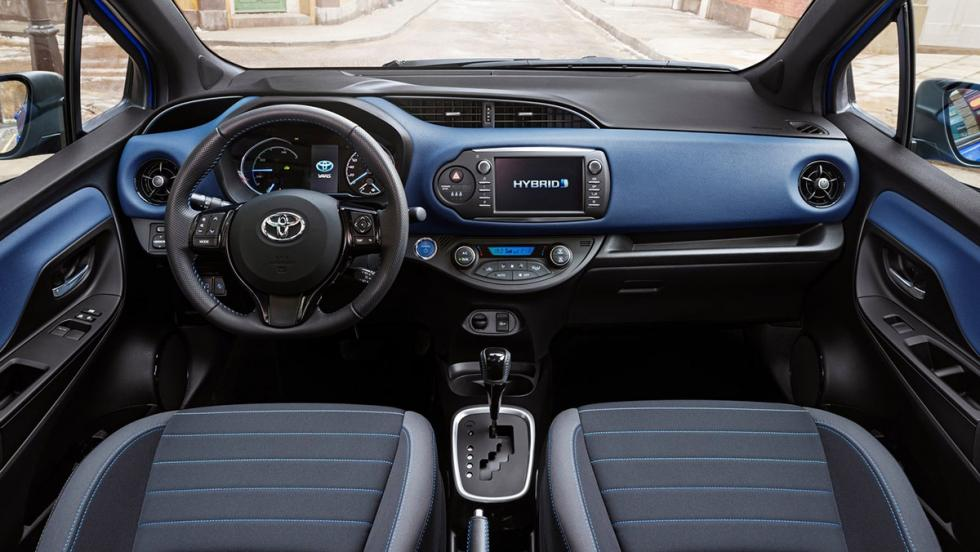 5 coches que serían mejores como eléctricos - Toyota Yaris