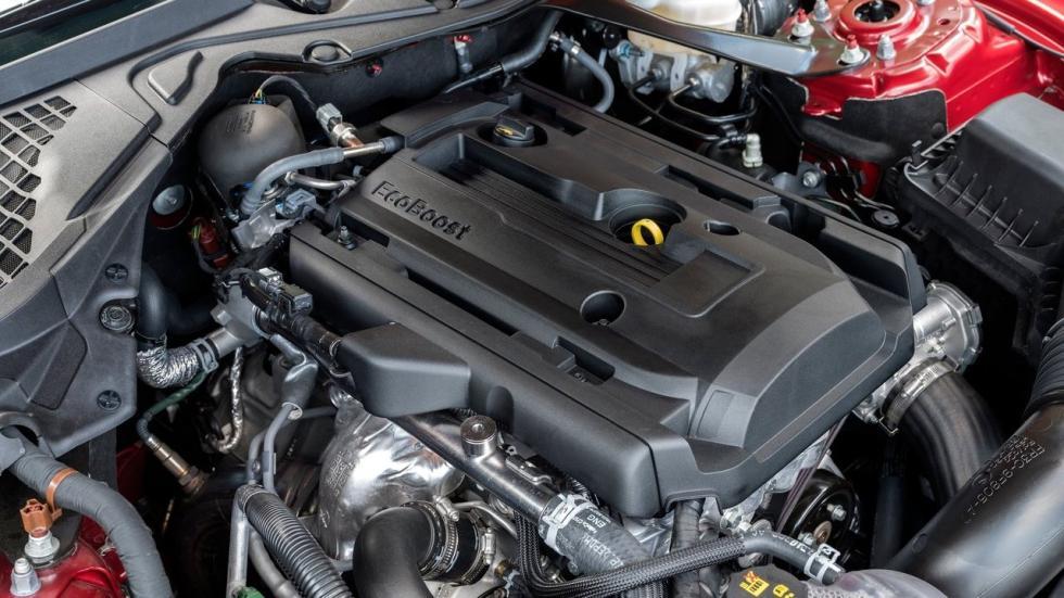 5 virtudes y un defecto Ford Mustang 2018