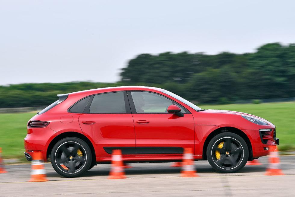 Audi SQ5 vs Mercedes-AMG GLC 43 y Porsche Macan GTS