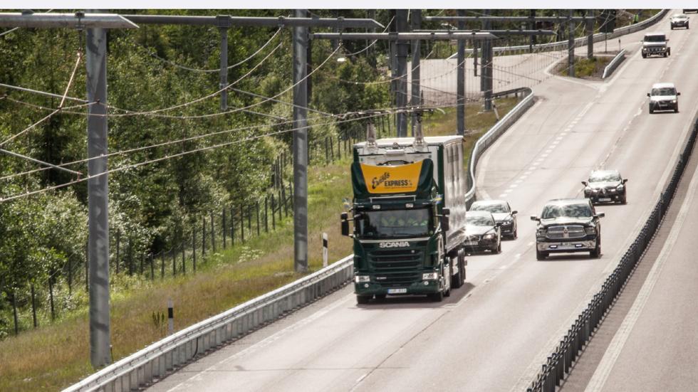 Autopista eléctrica de Siemens
