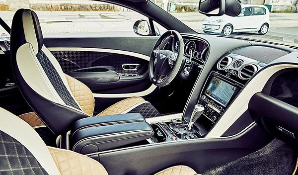 Bentley Continental Supersports vs Volkswagen Up