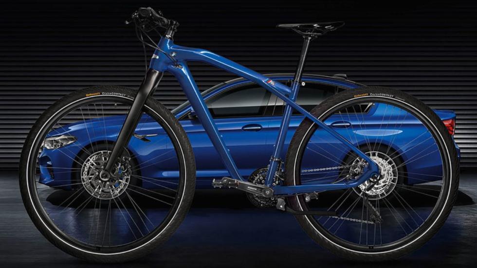 Bicicleta BMW M