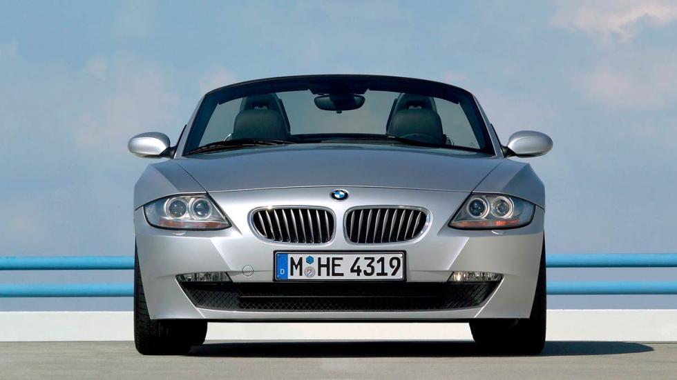 BMW Z4 3.0i descapotable lujo deportivo