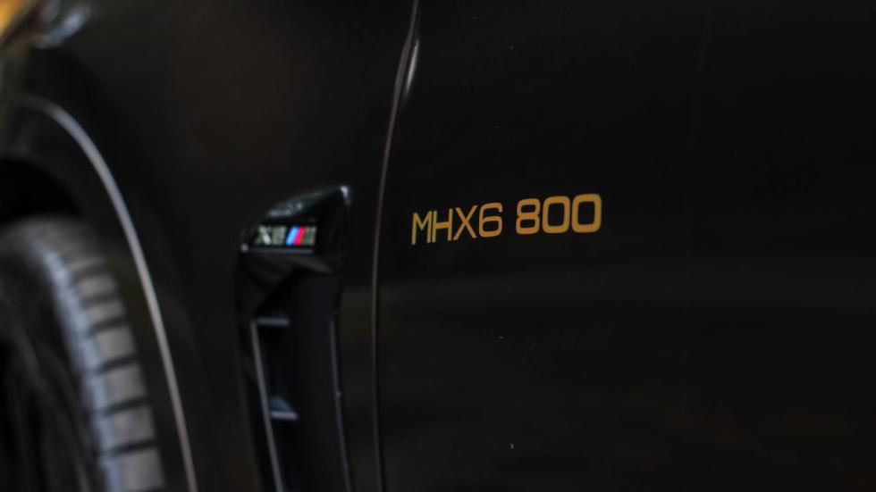 BMW MHX6 800