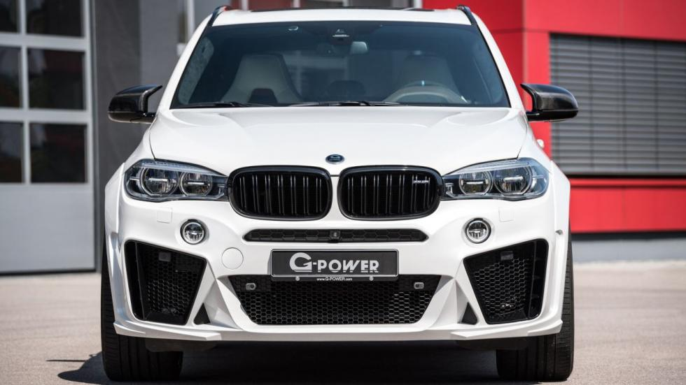BMW X5M Typhoon G-Power