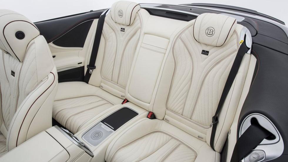 Mercedes-AMG S 65 Cabriolet modificado por Brabus