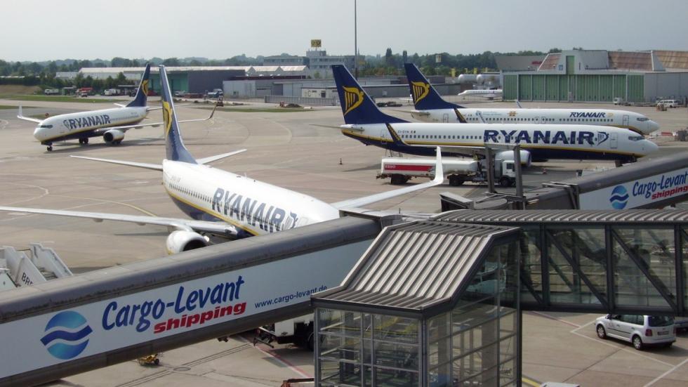 Cancelaciones de vuelos de Ryanair españa