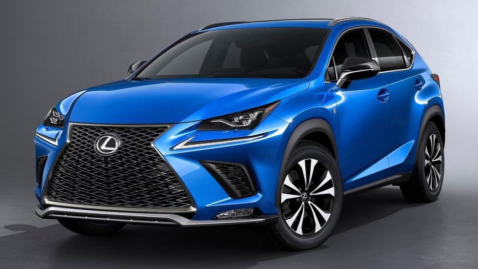 Cinco cambios Lexus NX 2017