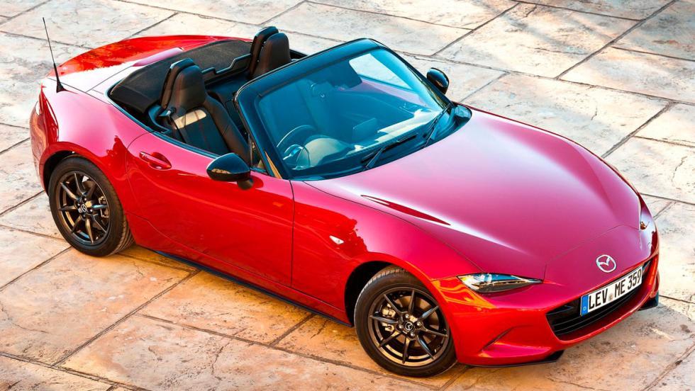 Coches para carreteras secundarias: Mazda MX-5 (I)