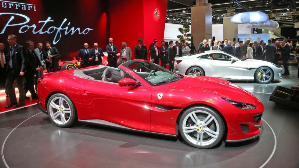 Ferrari Portofino Frankfurt